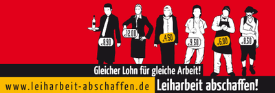 anti-leiharbeit